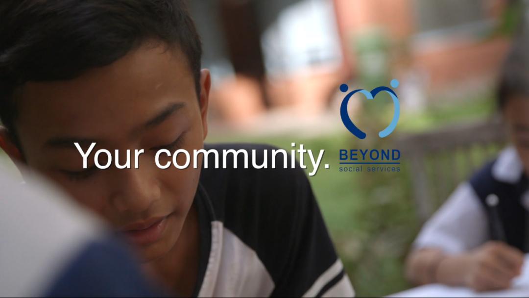 Beyond Social Services